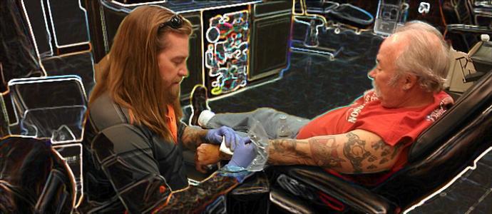 Mike McGarey Tattoo Artist