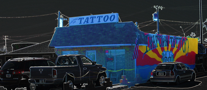 InkTown; Oldest Tattoo Shop in the West Valley